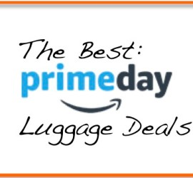 Best Luggage Deals on Amazon Prime Day