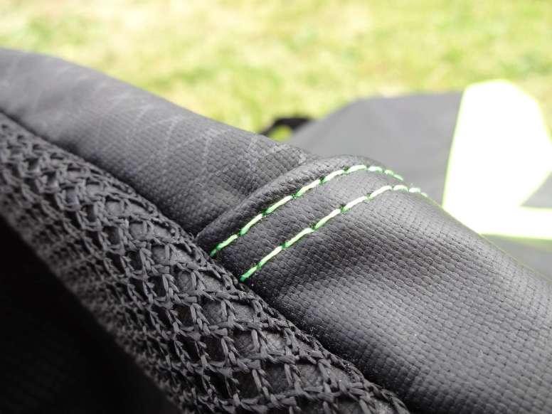 Nike Max Air Vapor Duffel Fit and Finish