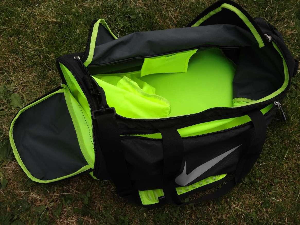 Nike Max Air Vapor Duffel Open