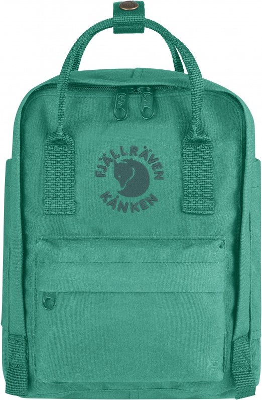 Fjällräven Re-Kånken Mini - Emerald Green
