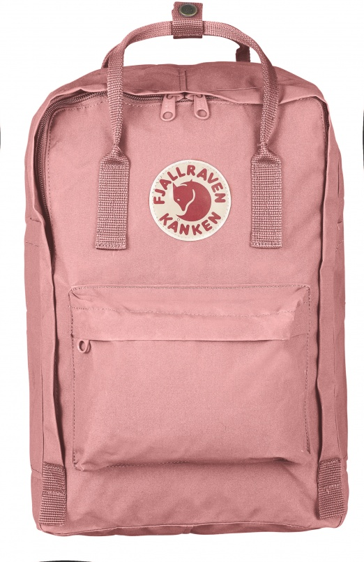 "Fjällräven Kånken Laptop 15"" - Pink"