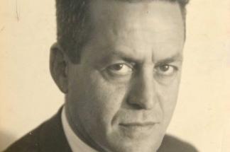Raúl Scalabrini Ortiz, a quien Nora conoció en la redacción de la revista ¿Qué?.