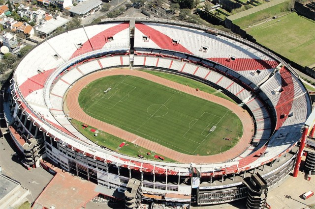 El estadio de River Plate también podría ser sede.