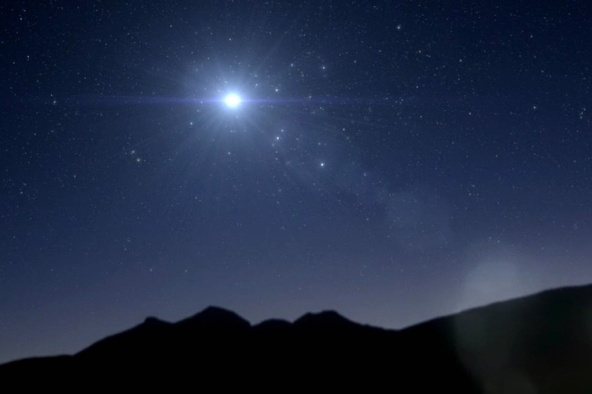 El fenómeno se producirá con la puesta del Sol y coincide con el solsticio que da inicio al verano en el hemisferio sur y el invierno en el norte.
