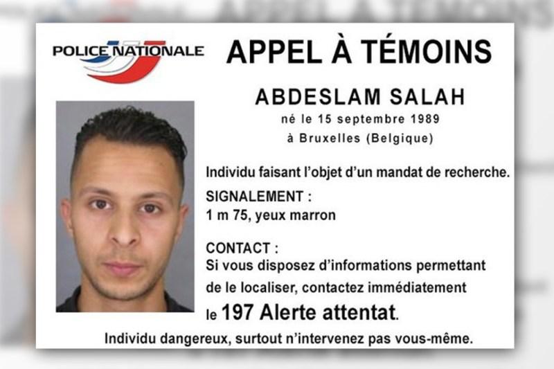 Salah Abdeslam es el único de los yihadistas implicados que sigue vivo