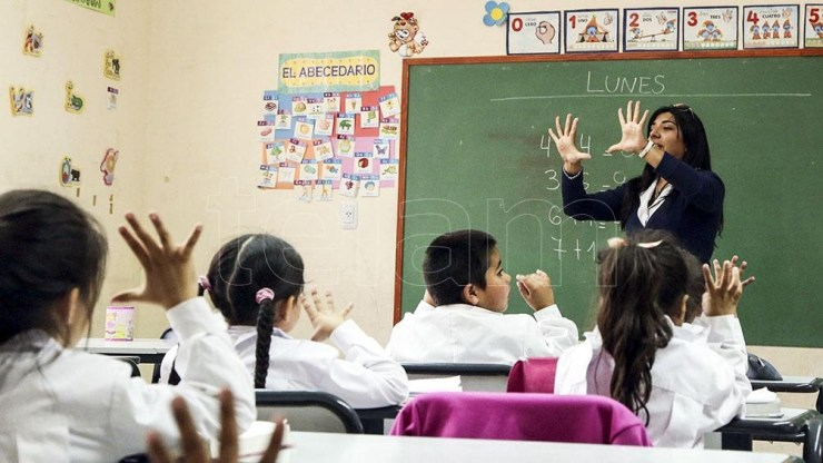 """En América latina y el Caribe se registró """"un progreso significativo"""" en la matriculación de las niñas a la primaria."""