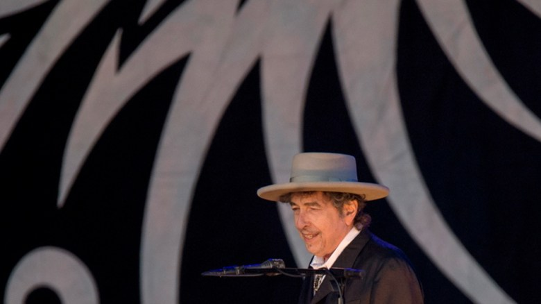 Bob Dylan fue galardonado con el Nobel de Literatura en el año 2016