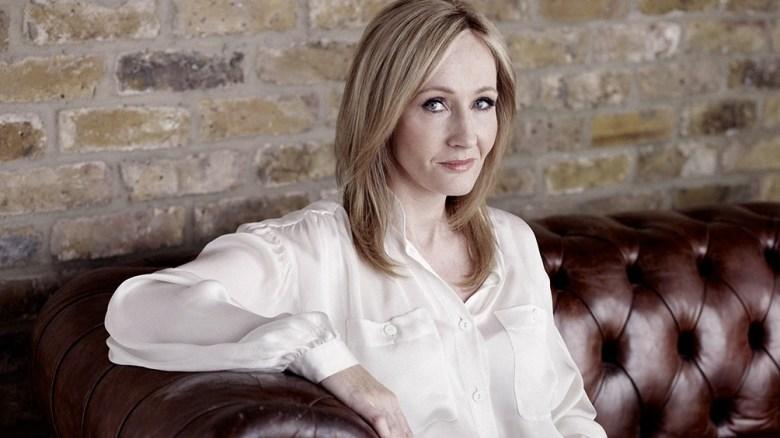 Rowling, conocida por Harry Potter