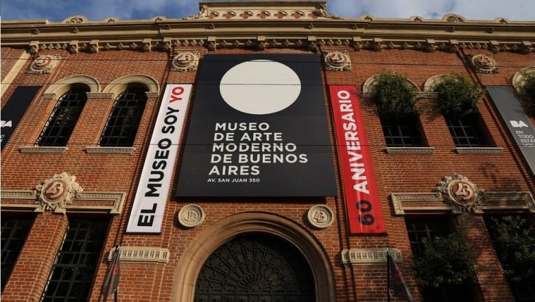 El Museo de Arte Moderno de Buenos Aires.