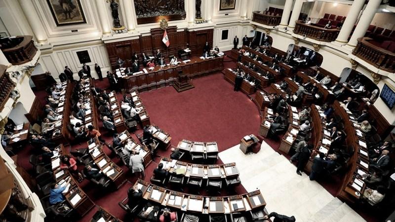 Al menos 80 de los 130 congresistas rechazan de plano la creación de una Constituyente.