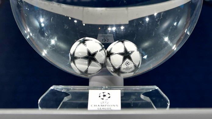 Bombo 2: Real Madrid, Barcelona y Sevilla (España), Juventus (Italia), PSG (Francia), Liverpool y Manchester United (Inglaterra) y Borussia Dortmund (Alemania).