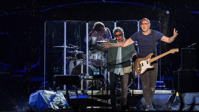 El grupo liderado por Pete Townshend