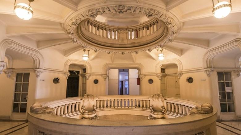 El edificio construido por un emporesario piamontés que pudo ser la tumba de Dante.