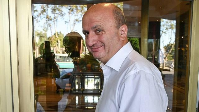 """Russo uno de los dirigentes de """"peso"""" de AFA que defendió a la actual conducción (foto archivo)"""