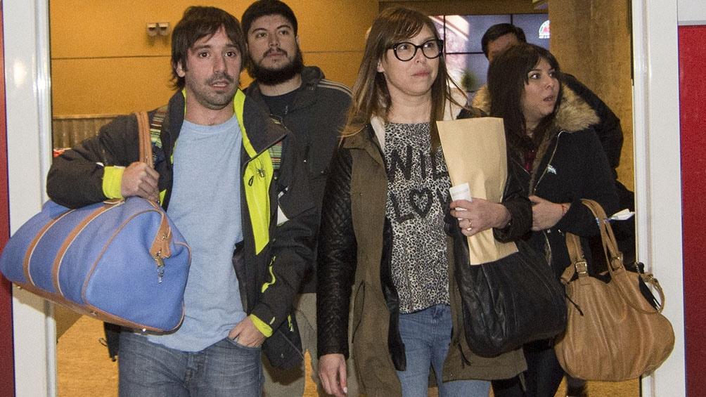 La fiscalía reclama penas de prisión para los cuatro hijos de Lázaro Báez