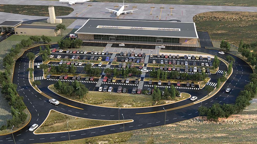 Resultado de imagen para Aeropuerto La Rioja Almonacid