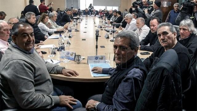 El consejo directivo de la CGT saludó a los trabajadores ante la proximidad de una nueva conmemoración del Día Internacional del Trabajo