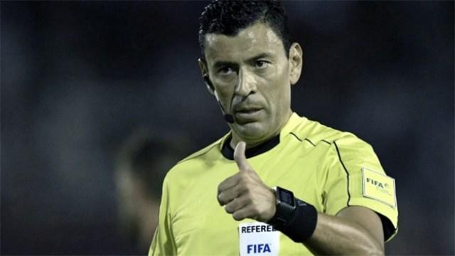 El chileno Tobar será juez principal en el duelo de River y Fluminense