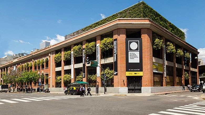 El Museo de Arte Moderno permitirá recorrer la colección por la pantalla o realizar actividades en familia.