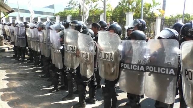 """El canciller Denis Moncada dijo que los detenidos están relacionados con promover un """"golpe de Estado""""."""