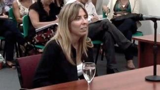 En la causa actúa ahora como jueza subrogante María Eugenia Capuchetti.