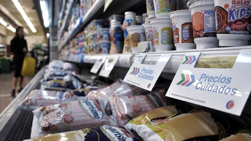 En Precios Cuidados 2021 el rubro lácteo pasó de tener 58 productos a los 82 actuales.