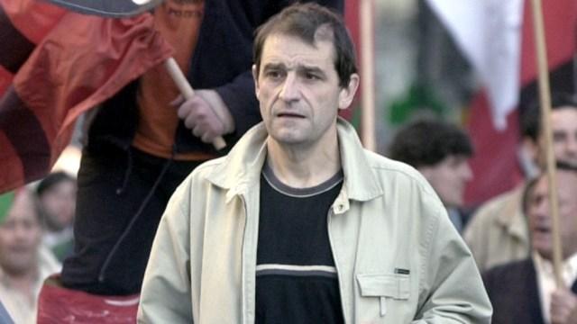 Foto de archivo:Josu ternera fue jefe de la organización terrorista ETA que asesinó a 853 personas