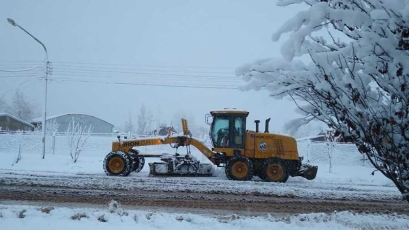 Malargüe tuvo este lunes la temperatura más baja del país, 10,3 grados bajo cero.
