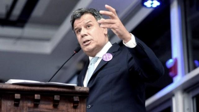 Precandidato a diputado nacional por el espacio Dar el Paso, Facundo Manes.