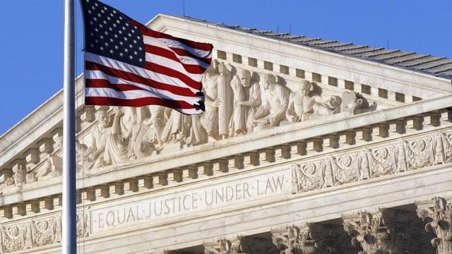Trump dijo que las elecciones presidenciales pueden terminar en la Corte Suprema