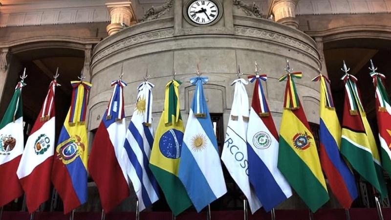 El Gobierno argentino formalizó hoy su propuesta de modificación del Arancel Externo Común (AEC) del Mercosur durante la reunión del Grupo Mercado Común (GMC)