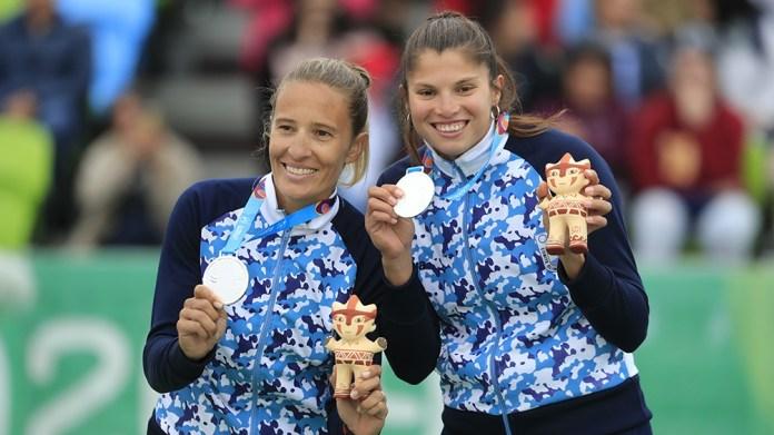 Ana Gallay y Fernanda Pereyra