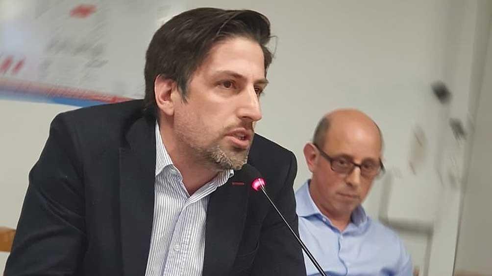Trotta dijo que podrá haber actividades en enero y febrero