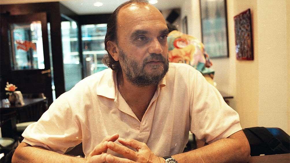 El entrañable Negro Fontanarrosa.