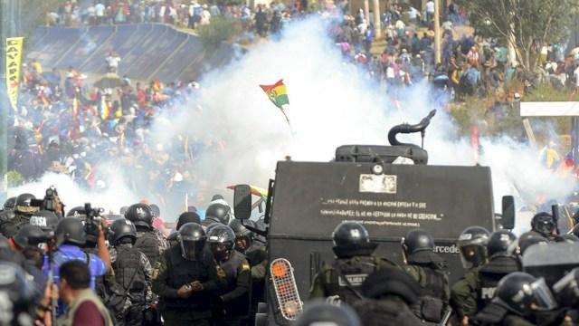 En la sesión se analizará el presunto envío de material represivo a Bolivia por parte del Gobierno de Mauricio Macri.