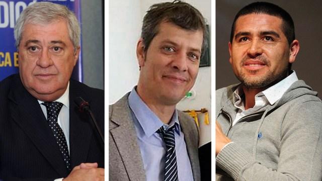 Atrás quedaron los buenos tiempos de Boca con Ameal, Pergolini y Riquelme unidos