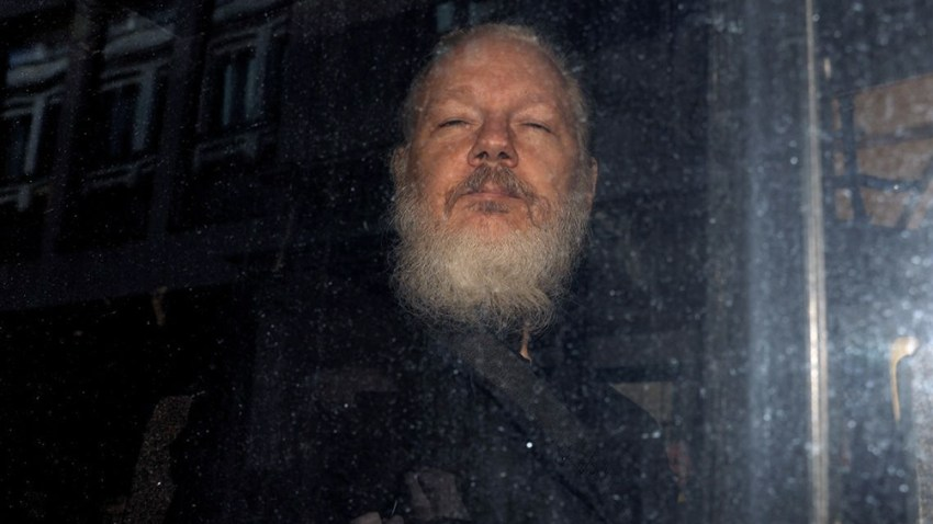 De ser extraditado, Assange podría recibir una condena a 175 años de cárcel.