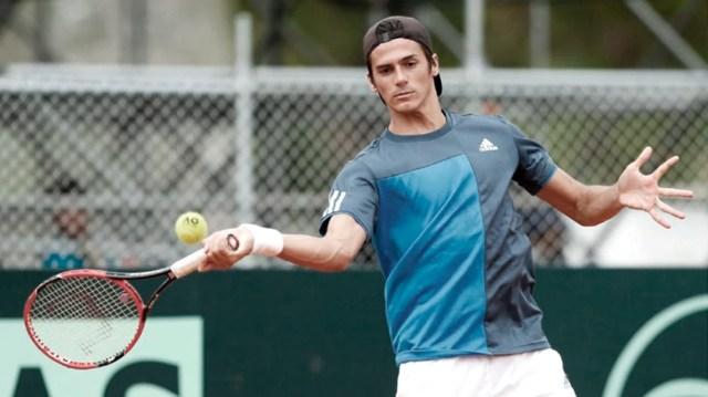 Federico -hermano de Guillermo Coria, exnúmero 3 del ranking mundial- concretó su mejor participación en el circuito.