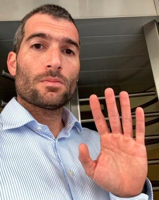El ex funcionario Rodrigo Sbarra