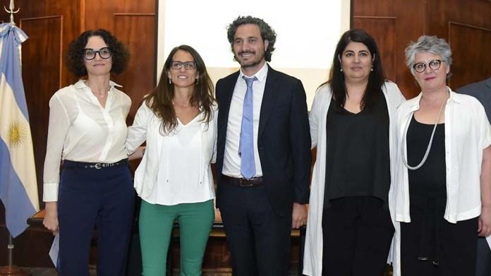 Cafiero dijo que el gobierno avanzó en incorporar la perspectiva de género, Periódico San Juan