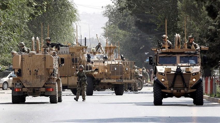 En el momento álgido del conflicto fue en 2010-2011, cuando unos 100.000 militares estadounidenses estaban desplegados en territorio afgano.
