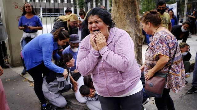 Los familiares habían denunciado la desaparición de la mujer