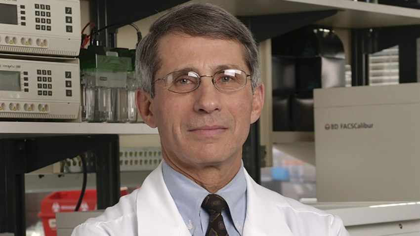 Anthony Fauci, el epidemiólogo de consulta del gobierno, alerta sobre la situación.