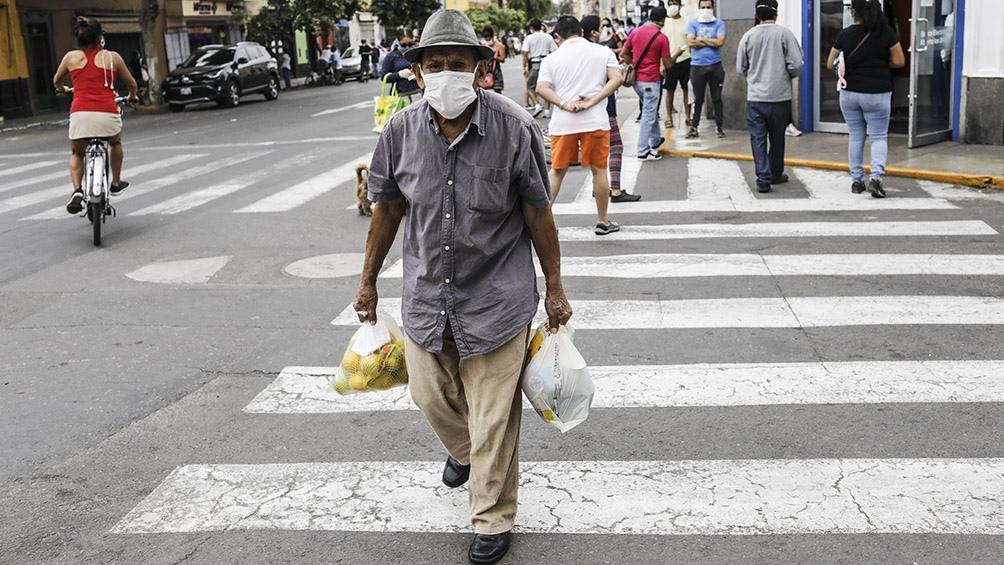 52 millones de personas podrían caer en la pobreza como consecuencia de la pandemia