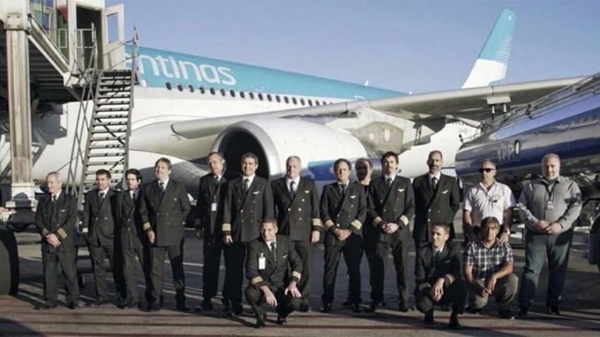 Este año Aerolíneas realizó 42 vuelos a China para traer insumos médicos.