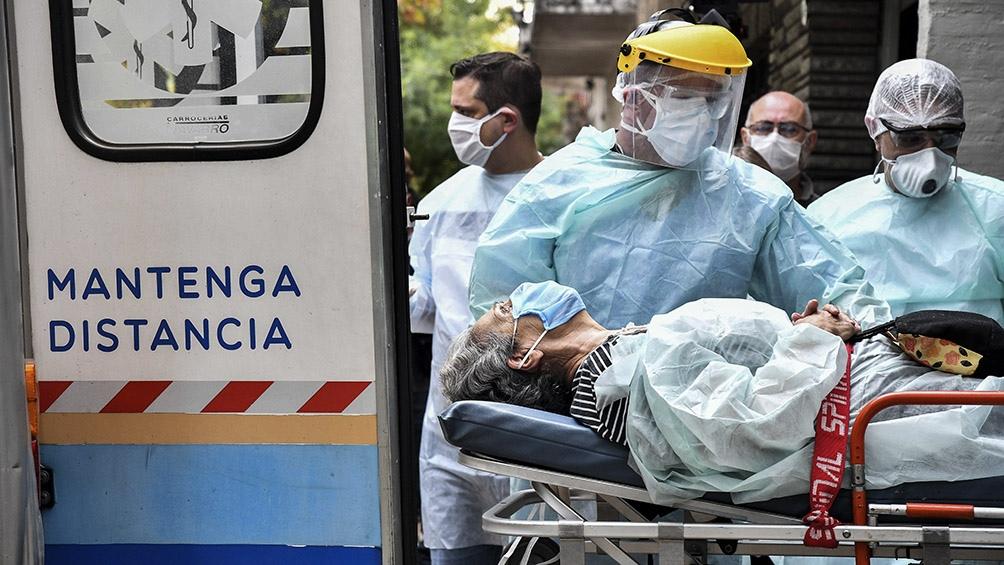Suman 264 las víctimas fatales y 5.020 los infectados por coronavirus en  Argentina - Télam - Agencia Nacional de Noticias