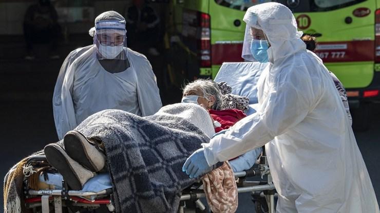 Chile alcanza cifra récord de 31 muertes y 3.520 contagios en un ...