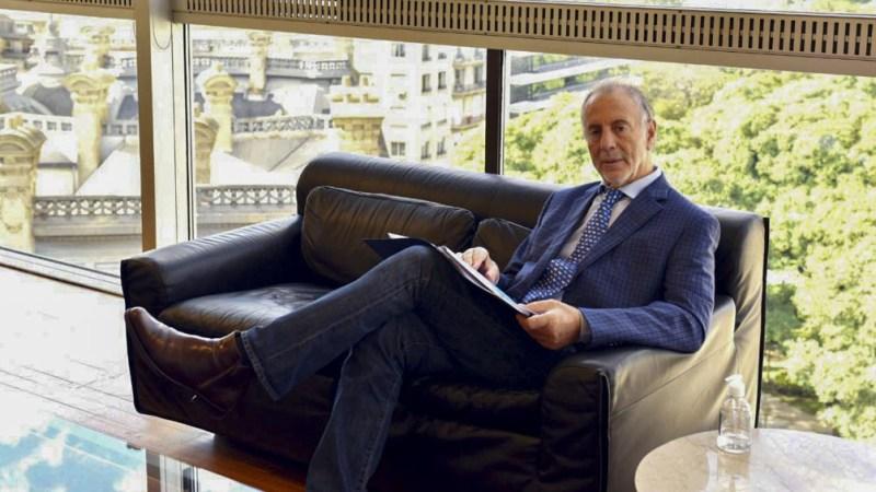 Jorge Neme, secretario de Relaciones Económicas Internacionales.