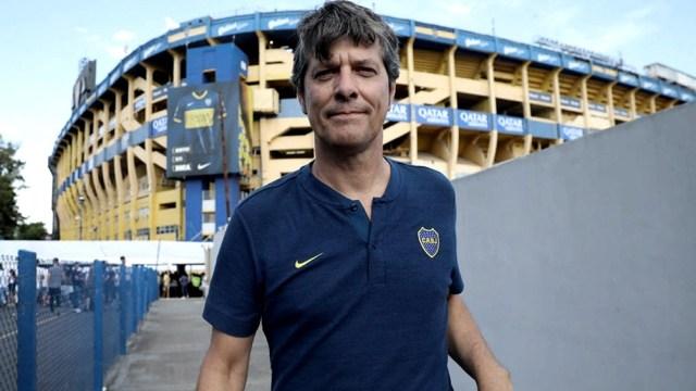Pergolini le presentó la renuncia este miércoles al presidente de Boca