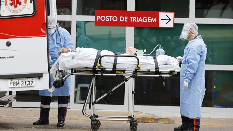 Brasil sigue estando entre los más afectados por el Covid-19